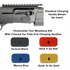 GG&G Mossberg 930 Tactical Bolt Release Pad