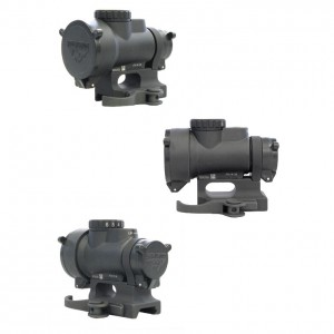 GG&G Trijicon MRO QD Scope Mount w/ Lens Covers