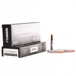 Gorilla Silverback 300 AAC Blackout 20rd Ammo