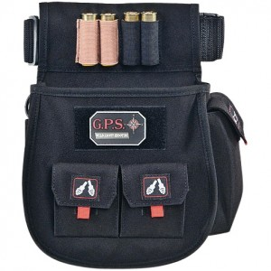 GPS Deluxe Double Shell Pouch