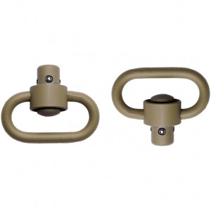 GrovTec Heavy Duty Push Button Swivels