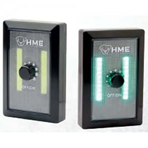 HME Green COB LED Wall Switch with Dimmer Control