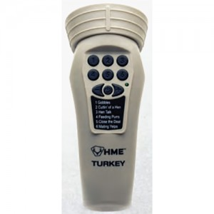 HME Six Shooter Turkey Game Call