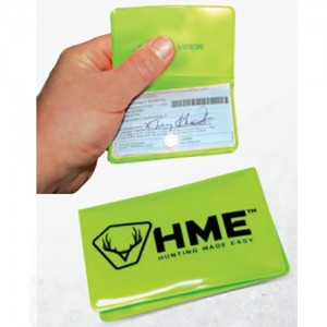 HME Wallet License Holder