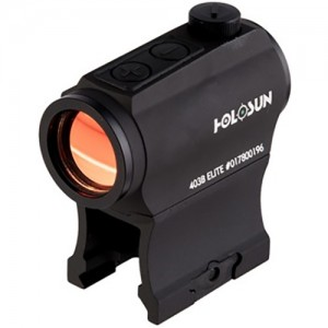 Holosun 1x20 Elite Red Dot Sight