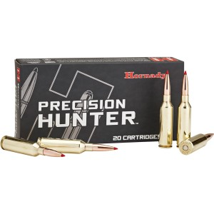 Hornady Precision Hunter 280 Ackley Improved 20rd Ammo