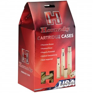 Hornady 7mm Winchester Short Magnum 50rd Cartridge Case