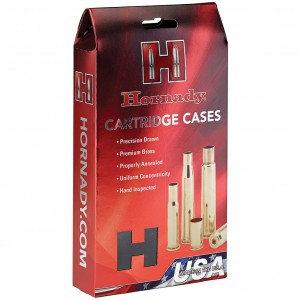 Hornady 500 Smith & Wesson Magnum 50rd Cartridge Case