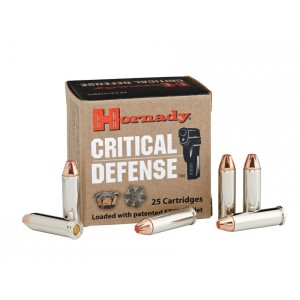 Hornady Critical Defense 32 H&R Magnum 25rd Ammo