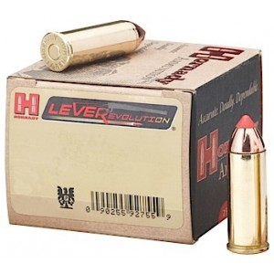 Hornady LEVERevolution 357 Magnum 25rd Ammo