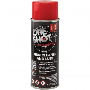Hornady One Shot Firearm Cleaner & Lube
