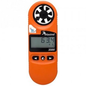 Kestrel 3500 Fire Weather Meter