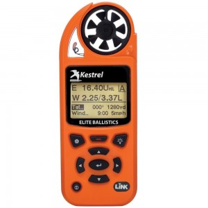 Kestrel 5700 Elite Weather Meter with Applied Ballistics