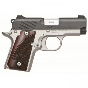 Kimber Micro 9 Two-Tone 9mm Luger