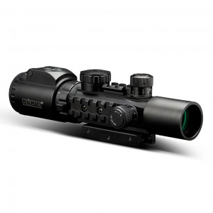 Konus 2-6x28 Konuspro AS-34 34mm Riflescope