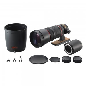 Kowa Telephoto Lens Prominar 500 F5.6 Fluorite Scope