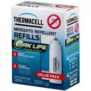 ThermaCELL Max Life Mosquito Repeller Refill - Value Pack
