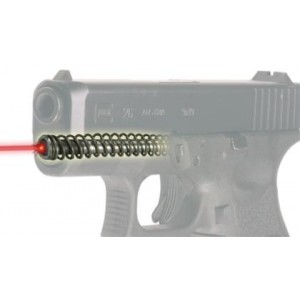 LaserMax Guide Rod Red Laser