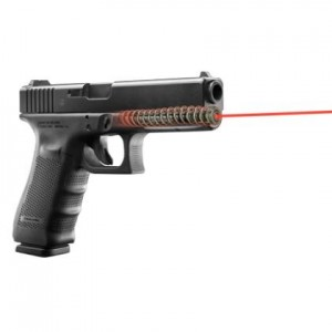 LaserMax Guide Rod Green Laser