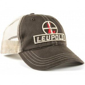 Leupold Reticle Soft Trucker Hat