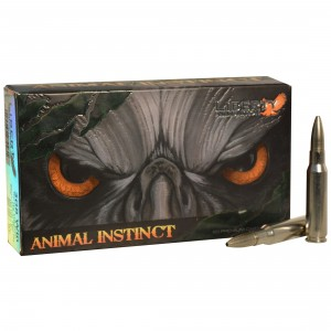 Liberty Animal Instinct 308 Winchester 20rd Ammo
