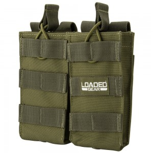 Loaded Gear CX-850 Double Magazine Pouch