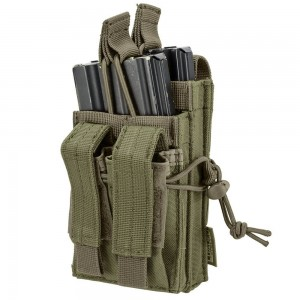 Loaded Gear CX-950 Dual Stacked Rifle and Handgun Mag Pouch
