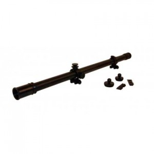 Leatherwood 3x16 Wm. Malcolm 3/4 Telescopic Rifle Scope