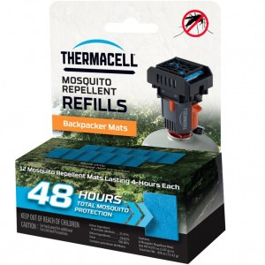 ThermaCELL Backpacker Mat-Only Refill - 48 Hours