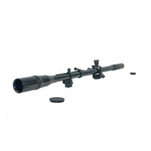 Leatherwood 8x31 Wm. Malcolm USMC Rifle Scope