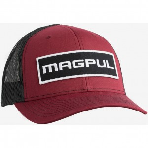 Magpul Wordmark Patch Trucker