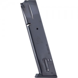 Mec-Gar Smith & Wesson 5900 Series 9mm Luger 20rd Magazine
