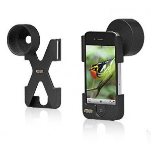 Meopta MeoPix iPhone 4 & 4S iScoping 55.3mm  Adapter