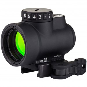 Trijicon 1x25 MRO Red Dot Sight
