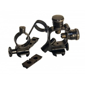 Leatherwood Wm. Malcolm USMC Scope Mount Set
