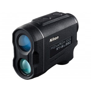 Nikon 6x21 Monarch 3000 Stabilized Laser Rangefinder
