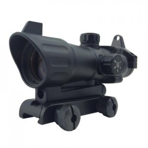 Nikko Stirling 1x32 Acog Riflescope