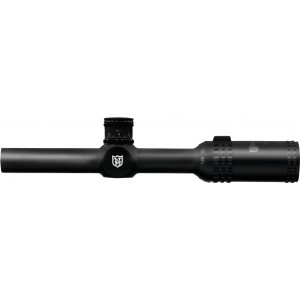 Nikko Stirling 1.25-5x20 Targetmaster Riflescope