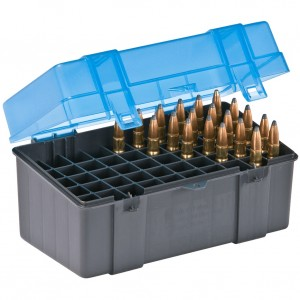 Plano 50-Count Rifle Ammo Case
