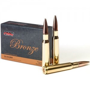 PMC Bronze 50 Caliber 10rd Ammo