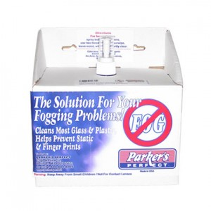 Parker's Perfect Anti-Fog Glass Cleaner