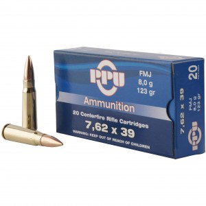 Prvi Partizan Metric Rifle 7.62x39mm 20rd Ammo
