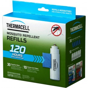 ThermaCELL Original Mosquito Repeller Refill - Mega Pack
