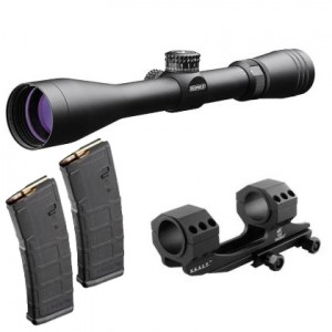 Redfield 3-9x40 Revolution TAC Rifle Scope