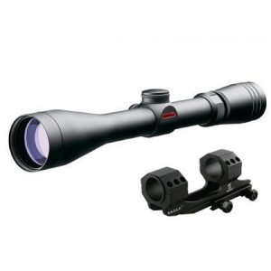 Redfield 4-12x40 Revolution Rifle Scope Kit