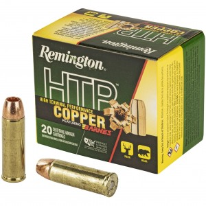 Remington HTP Copper 454 Casull 20rd Ammo