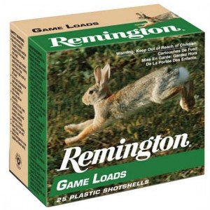 Remington Game Load 410 Gauge 6 Shot 20rd Ammo