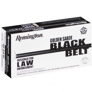 Remington Golden Saber Black Belt 40 Smith & Wesson 20rd Amm