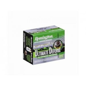 Remington Ultimate Defense Handgun 9mm Luger 20rd Ammo
