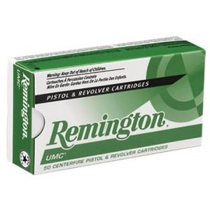 Remington UMC Handgun 25 ACP 50rd Ammo